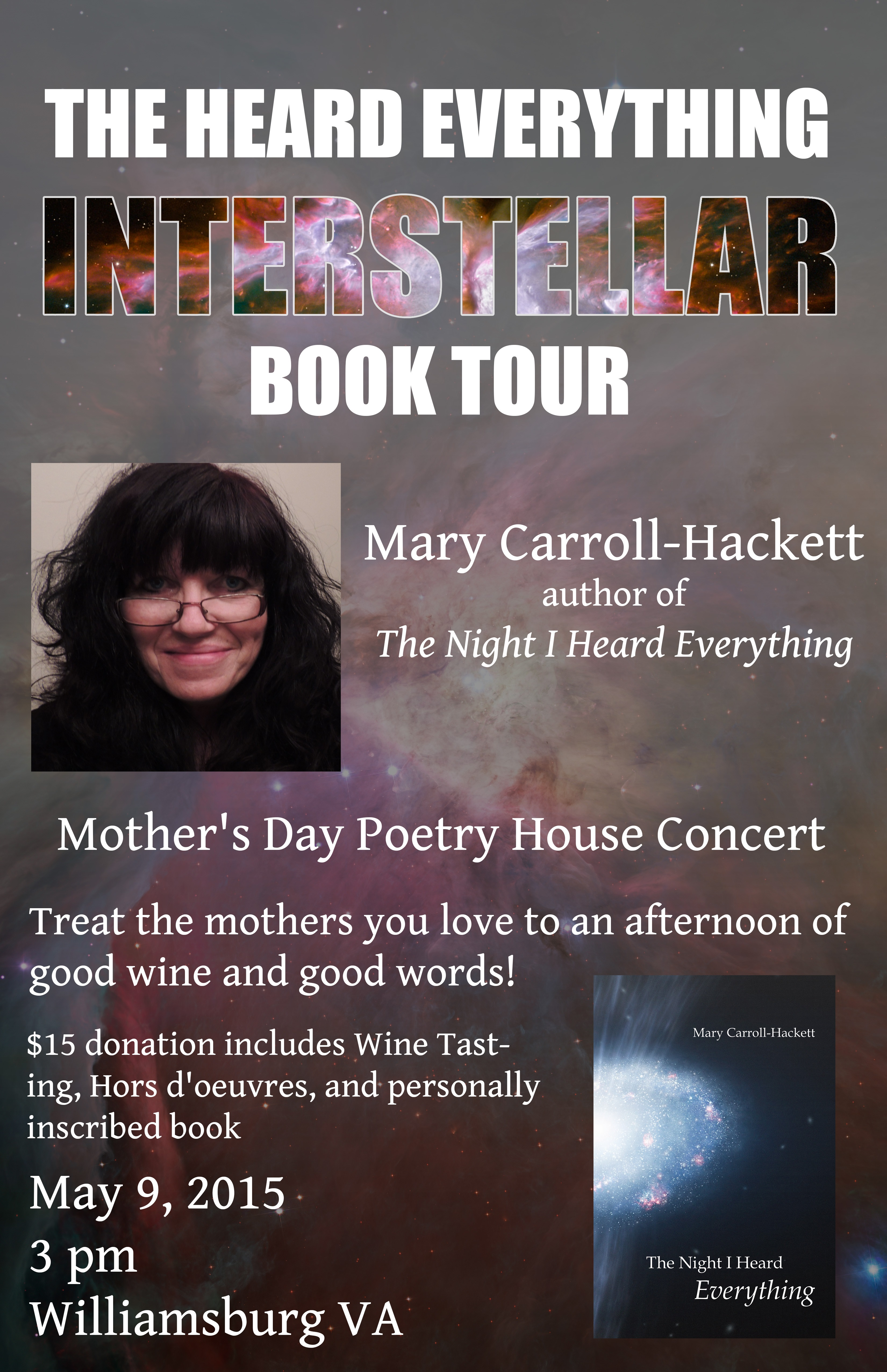 Literary house concert what is it and how to start or getting booktour 2 web malvernweather Gallery