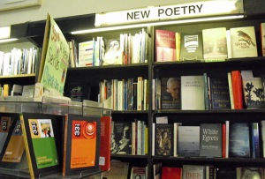 poetry shelves