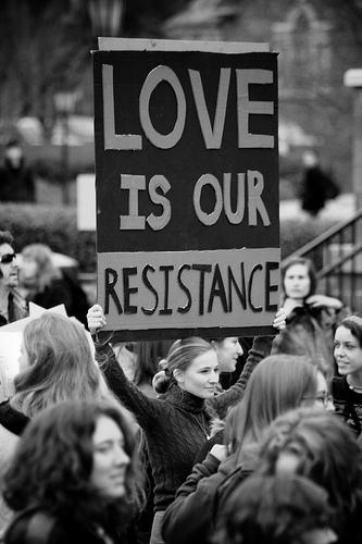 love-resistance
