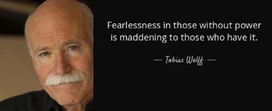 tobias wolff fearlessness