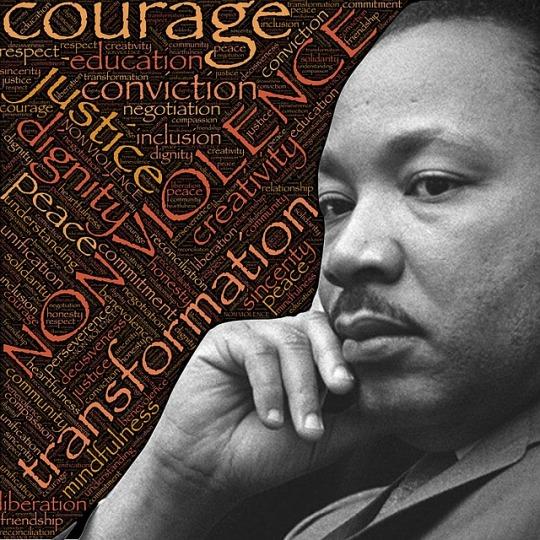 Nonviolence MLK
