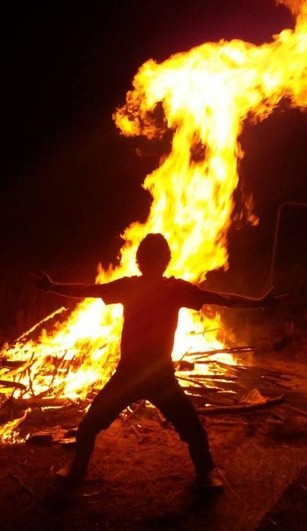 Dean burning