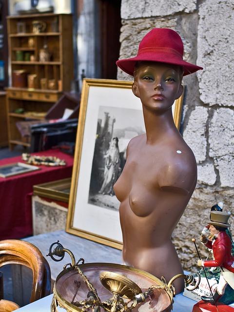 second hand mannequin