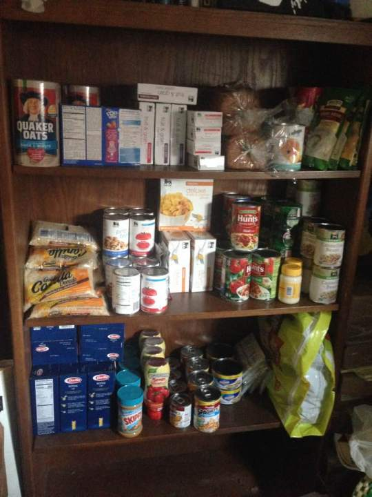 Lil Office Food Bank
